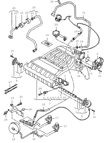 Volkswagen Eos Parts Diagram Engine Diagram And Wiring