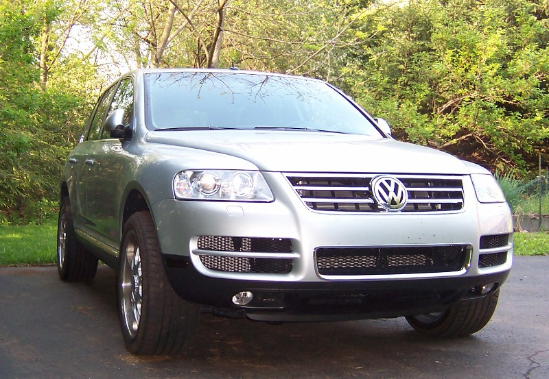 club touareg forums tinted front reflectors. Black Bedroom Furniture Sets. Home Design Ideas